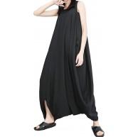 ellazhu Damen Sommer Jumpsuit Camouflage Hose Playsuit GY1791 Bekleidung