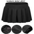 Avidlove Dessous für Damen Rollenspiel-Kostüm Mini-Rock Schulmädchen-Outfits Bekleidung