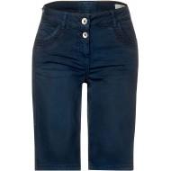 Cecil Damen 373136 New York Shorts deep Blue 29 Bekleidung