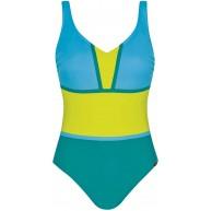 Sunflair Badeanzug Turquoise Lightness Shapewear Cup E Farbe türkis Größe 44 Bekleidung