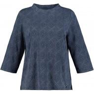 Ulla Popken Damen große Größen Sweatshirt 749502 Ulla Popken Bekleidung