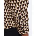 ICHI IHVERA SH7 Bluse Damen Mehrfarbig 38 EU Bekleidung
