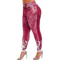 jessboyy Damen Leggings Sexy Po Damen Sportshort Leggings Hohe Taille mit Bauchkontrolle Short Bekleidung