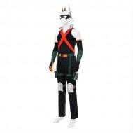 Li Lang My Hero Akakami AKO Spay Kos Tsume Ochako Urara Kadabi Katsuki Bakugo Todoroki Shotokai Chisaki Shimura Nanabatte Uniform Color Version 4 Size Female-S Bekleidung