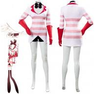Li Lang Staub-Engel Karneval Kostüm;Kleid;Kompletter Anzug for Frauen und Mädchen;Halloweenkostüm Color Male Version Size XXXL Bekleidung