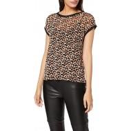 comma Damen T-Shirt Bekleidung