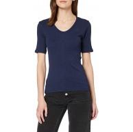G-STAR RAW Damen T-Shirt Silber Slim Fit Bekleidung