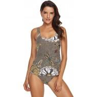 Ahomy Damen Badehose Quick Dry Boardshort Casual Beach Shorts mit Taschen Bekleidung