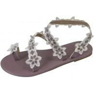 AKAIDE Sommer Sandalen für Frauen Slip-On Flach Schuh Weibliche Offene Zehen Slip-on Strand Slipper Schuhe & Handtaschen