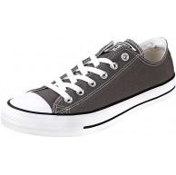Converse Unisex-Erwachsene Chuck Taylor All Star-Ox Low-Top Sneakers Grau Charcoal 44 EU Schuhe & Handtaschen