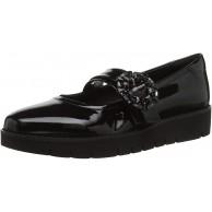 Geox Damen D Blenda A Geschlossene Ballerinas Schuhe & Handtaschen
