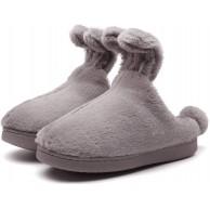 ChayChax Winter Weiche Plüsch Hausschuhe Damen Mädchen Wärme Pantoffeln Kuschelige Hase Home Haus Slipper rutschfeste Drinnen und Draussen Schuhe & Handtaschen