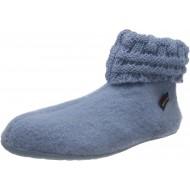 HAFLINGER Unisex Everest Violet Hausschuh Schuhe & Handtaschen
