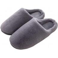 MagicXle Winter Home Hausschuhe für Paare Damen Herren Hausschuhe Weiche Plüsch Hausschuhe Indoor Schuhe Schlafzimmer Schuhe & Handtaschen