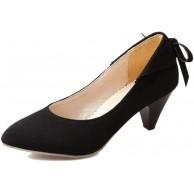 CHICMARK Damen Pumps mit Absatz Schuhe & Handtaschen