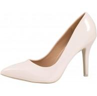 Elara Spitz Damen Pumps Stiletto High Heels Chunkyrayan Schuhe & Handtaschen