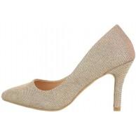 Ital Design Damenschuhe Pumps High Heel Pumps Schuhe & Handtaschen