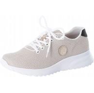 Rieker Damen Low-Top Sneaker N6600 Frauen Halbschuhe Schnürschuhe Keilabsatz Schuhe & Handtaschen