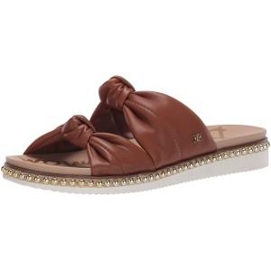 Sam Edelman Damen Alyse Slide Sandalen Braun Sattel 36 EU Schuhe & Handtaschen