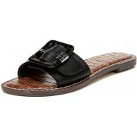Sam Edelman Damen Granada Slide Sandalen Schwarz schwarz 39 EU Schuhe & Handtaschen