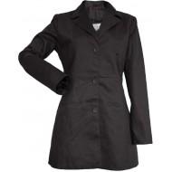 German Wear Damen Mantel Trenchcoat aus Baumwolle in der 6X Farben Bekleidung